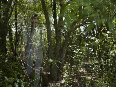 Gaby Herbstein, 'De la serie UNO Me habita la naturaleza', 2011