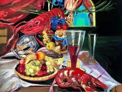 Natalie Frank, 'Still Life with Lobster (Grimm Ballet)', 2019