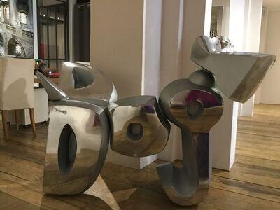 Stéphane Cipre, 'DOG XL Aluminium', 2015