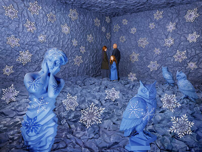 Sandy Skoglund, 'Winter', 2018