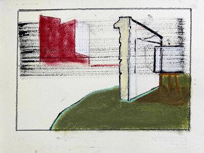 Peter Ashton Jones, 'The Painters Wall', 2020