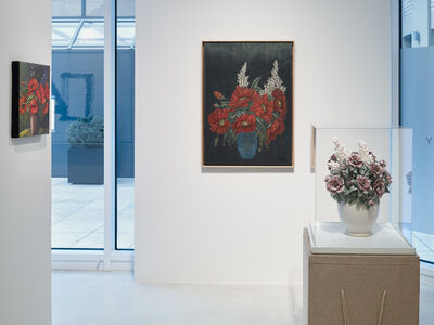 Yang Jiechang 杨诘苍, 'These are still Flowers - Vase with Poppies 1924-2014', 2014