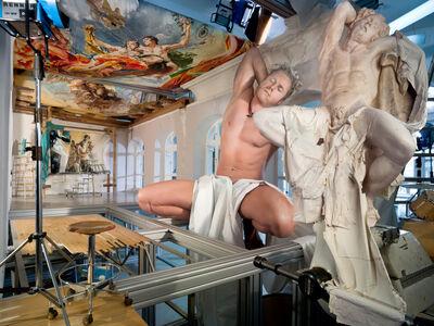 Lois Renner, 'Marco - Ironische Antikenimitation', 2012-2013
