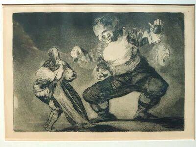 Francisco de Goya, 'Bombalicòn', 1902