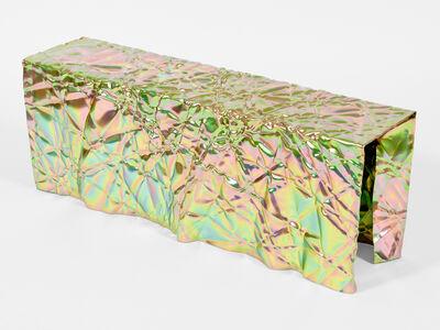 Christopher Prinz, 'Wrinkled Bench', 2017