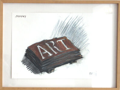 Fabrizio Plessi, 'Art'