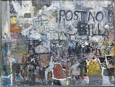 Gandy Brodie, 'Post No Ills', 1966