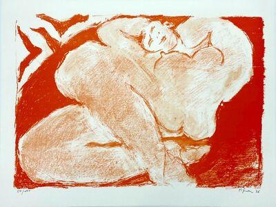 Edouard Pignon, 'Nude', 1986