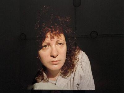 Nan Goldin, 'Self-Portrait in the light, Somerville, Mass.', 1989