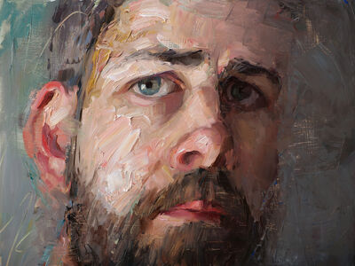 Matt Talbert, 'Self Portrait', 2018