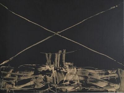 Manolo Millares, 'Pintura', 1967
