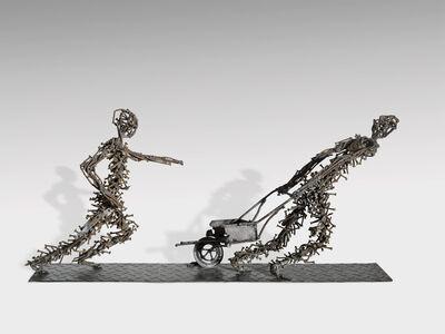 Isaac Mondele, 'Kasongo', 2016