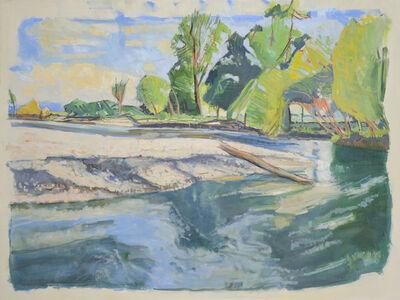 Guy Stuart, 'John Glover's River Nile', 2017