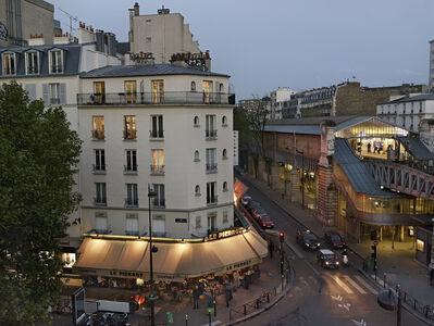 Gail Albert Halaban, 'Rue de la Motte Piquet, Paris, 15e, le 16 mai', 2013