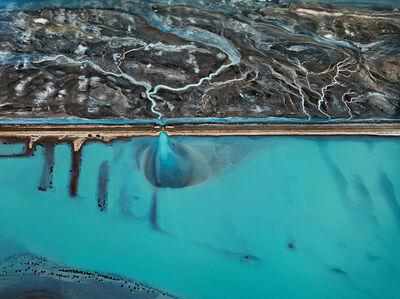 Edward Burtynsky, 'Cerro Prieto Geothermal Station', 2012