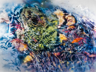 David T. Kessler, 'Clearwater Shimmer', 2016