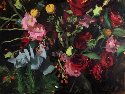 Amy Florence, 'Grace and Thorn Flowers', 2020