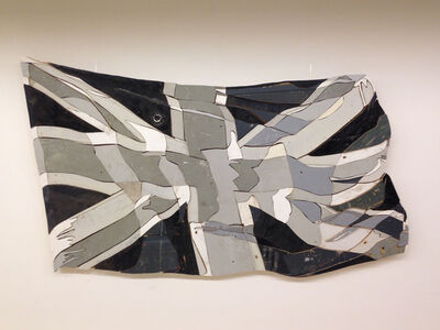 Diederick Kraaijeveld, 'Waving Flag III'