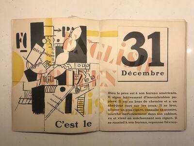 Fernand Léger, 'La fin du monde filmée par l'Ange N.-D.', 1919