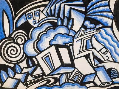 Winold Reiss, 'Untitled ', Undated