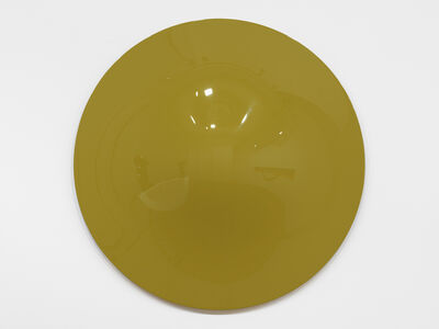Vincent Szarek, 'Yellow/green no. 1 UFO', 2019