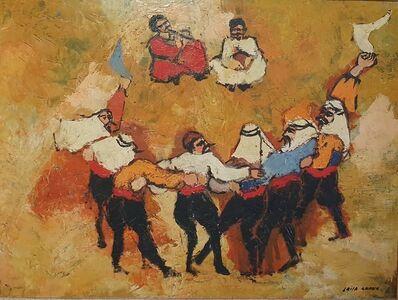 Laila Shawa, 'Title Lebanese Dabke', 1965