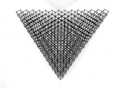 Alois Kronschlaeger, 'Black Triangle', 2016