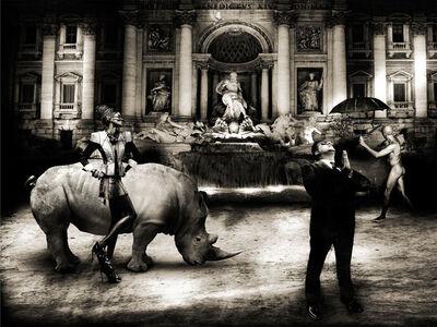 Axel Crieger, 'Cinema Paradiso, Frederico Fellini', 2019