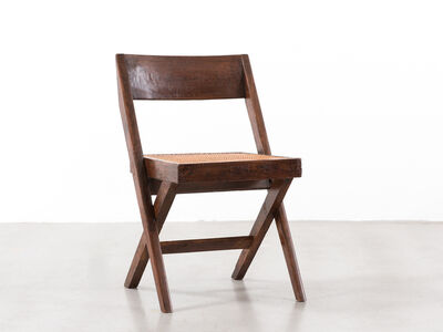 Pierre Jeanneret, 'Library chair', ca. 1959-60