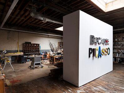 Marco Anelli, 'Jack Pierson, Ridgewood, Brooklyn', 2018