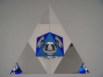 Jan Frydrych, 'Pyramid in a triangle', 2008