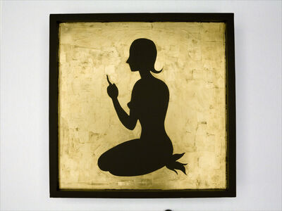 Sutee Kunavichayanont, 'Thai Woman And A Middle Finger ', 2010