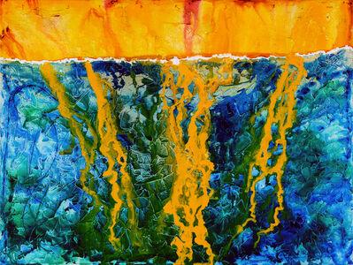 Philip Tsiaras, 'Yellow Fjords', 2004