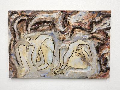 Monika Grabuschnigg, 'Oil, pitch & gum', 2021