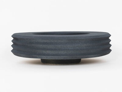 Ian McDonald, 'Soft Stoneware Low Bowl Form', 2019