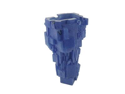 Thaddeus Wolfe, 'Assemblage (blue vessel) II', 2012