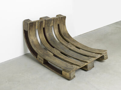 Alicja Kwade, 'Used and Tired', 2013