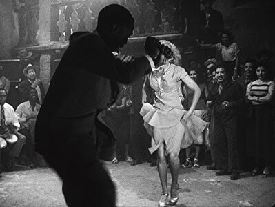 Gabriel Figueroa, 'Frame from the film Víctimas del pecado', 1950