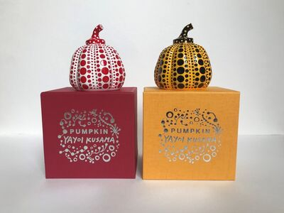 Yayoi Kusama, 'Pumpkins'