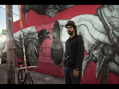 Søren Solkær, 'Alexis Diaz (Costa Rica), Miami', 2013