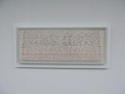 Emile Circkens, 'Horizontale structuur (Horizontal Structure)', 1974