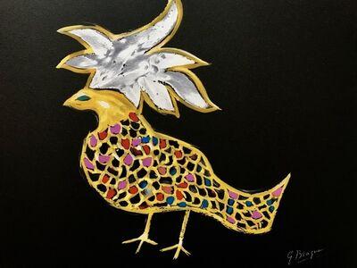 Georges Braque, 'Oedipe Roi: Phoenix', 1988