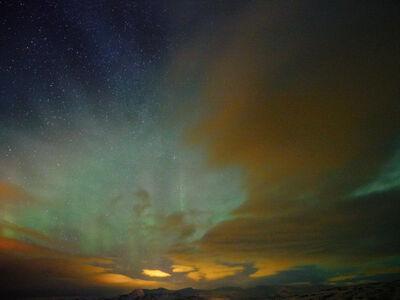 Neil Folberg, 'Aurora Borealis, Iceland', 2015-2016