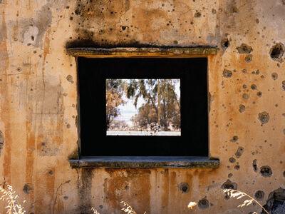 Shai Kremer, 'Window of Abandoned Syrian base,Golan Heights.', 2007