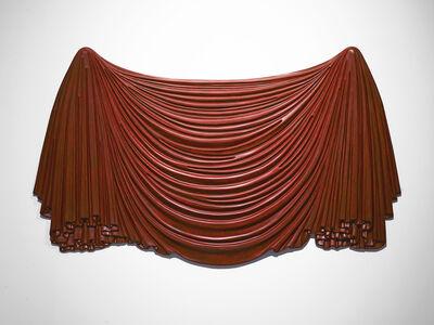 Zhang Wei 张伟, 'Red 1  赤#1', 2013