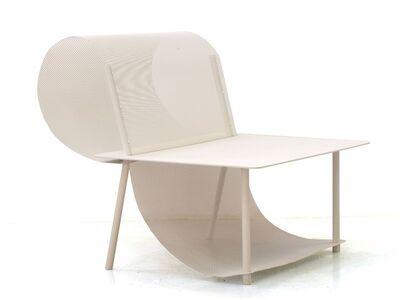 Guilherme Wentz, 'Lounge Chair 001', 2018