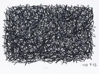 Mike Hammer, 'Black', 2019