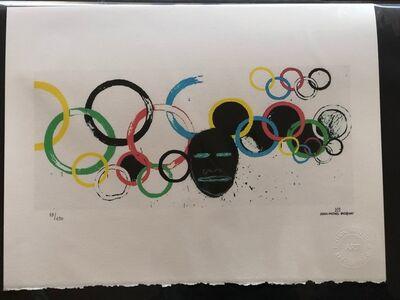 Jean-Michel Basquiat, 'Olympic Rings', ca. 1985