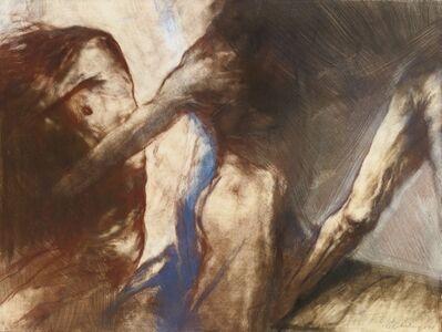 Luis Caballero, 'El minotaurio', 1967