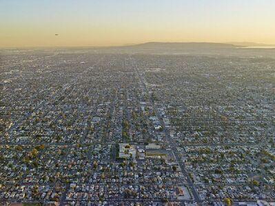 Jeffrey Milstein, 'LA Horizons 02'